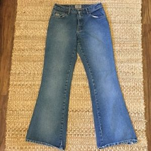Cool Sonoma Flared Jeans